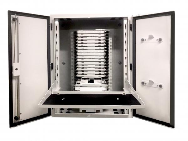 Vertical Hyperscale eXchange Cabinet (V-HSX)